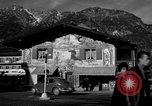Image of Houses Garmisch-Partenkirchen Germany, 1965, second 6 stock footage video 65675043202