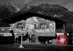 Image of Houses Garmisch-Partenkirchen Germany, 1965, second 8 stock footage video 65675043202