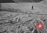 Image of ski patrolmen rescue skier Garmisch-Partenkirchen Germany, 1965, second 6 stock footage video 65675043203