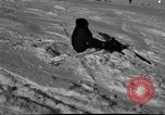 Image of Ski patrolmen Garmisch-Partenkirchen Germany, 1965, second 2 stock footage video 65675043204
