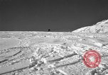 Image of Ski patrol personnel Garmisch-Partenkirchen Germany, 1965, second 1 stock footage video 65675043206