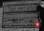Image of Ski patrol personnel Garmisch-Partenkirchen Germany, 1965, second 1 stock footage video 65675043207