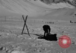 Image of Ski patrol personnel Garmisch-Partenkirchen Germany, 1965, second 3 stock footage video 65675043207