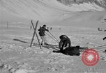 Image of Ski patrol personnel Garmisch-Partenkirchen Germany, 1965, second 12 stock footage video 65675043207