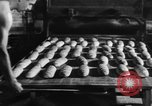 Image of Bakery Berlin Germany, 1948, second 12 stock footage video 65675043213