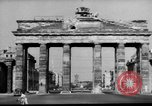 Image of C-54 Skymaster Berlin Germany, 1948, second 2 stock footage video 65675043214