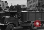 Image of workers unload goods Berlin Germany, 1948, second 2 stock footage video 65675043215