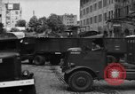 Image of workers unload goods Berlin Germany, 1948, second 6 stock footage video 65675043215