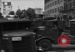 Image of workers unload goods Berlin Germany, 1948, second 9 stock footage video 65675043215