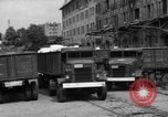 Image of Workers unload goods Berlin Germany, 1948, second 5 stock footage video 65675043217