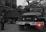 Image of Korean workers load goods Korea, 1948, second 11 stock footage video 65675043226