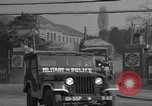 Image of Fifth Motor Pool Transportation Squadron Korea, 1954, second 10 stock footage video 65675043227