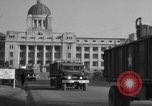 Image of United States military trucks Korea, 1954, second 7 stock footage video 65675043228