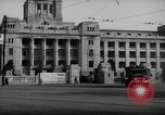 Image of Military trucks Seoul Korea, 1954, second 3 stock footage video 65675043232