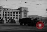 Image of Military trucks Seoul Korea, 1954, second 6 stock footage video 65675043232