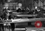 Image of Aircraft assembly factory France, 1918, second 7 stock footage video 65675043237