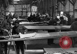 Image of Aircraft assembly factory France, 1918, second 8 stock footage video 65675043237