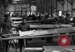 Image of Aircraft assembly factory France, 1918, second 12 stock footage video 65675043237