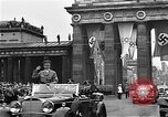 Image of Hitler speaks at 1936 Olympics in Berlin Berlin Germany, 1936, second 6 stock footage video 65675043250