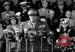 Image of General George S Patton Boston Massachusetts USA, 1945, second 1 stock footage video 65675043252