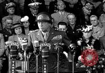 Image of General George S Patton Boston Massachusetts USA, 1945, second 12 stock footage video 65675043252