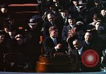 Image of President John F Kennedy Washington DC USA, 1961, second 9 stock footage video 65675043257