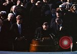 Image of President John F Kennedy Washington DC USA, 1961, second 8 stock footage video 65675043258