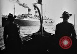 Image of Italian Black Shirt Guards Italy, 1929, second 10 stock footage video 65675043260