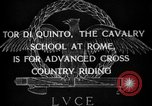 Image of Cavalry officers Rome Italy, 1929, second 6 stock footage video 65675043267