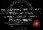 Image of Cavalry officers Rome Italy, 1929, second 7 stock footage video 65675043267