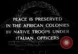 Image of Italian Native troops Italy, 1929, second 3 stock footage video 65675043282