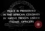 Image of Italian Native troops Italy, 1929, second 4 stock footage video 65675043282