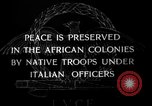 Image of Italian Native troops Italy, 1929, second 5 stock footage video 65675043282