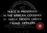 Image of Italian Native troops Italy, 1929, second 6 stock footage video 65675043282