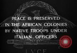 Image of Italian Native troops Italy, 1929, second 8 stock footage video 65675043282