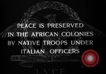 Image of Italian Native troops Italy, 1929, second 10 stock footage video 65675043282