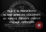 Image of Italian Native troops Italy, 1929, second 11 stock footage video 65675043282