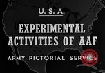 Image of United States Army Air Force target practice Italy, 1945, second 2 stock footage video 65675043288