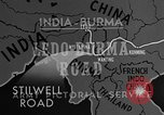 Image of Chinese engineers build Ledo road Burma, 1944, second 8 stock footage video 65675043289