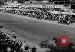 Image of 24 hours motorcycle race Spain, 1964, second 6 stock footage video 65675043300
