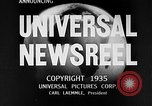 Image of Bruno Richard Hauptmann on trial Flemington New Jersey USA, 1935, second 6 stock footage video 65675043301