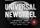 Image of Bruno Richard Hauptmann on trial Flemington New Jersey USA, 1935, second 9 stock footage video 65675043301