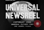 Image of Bruno Richard Hauptmann on trial Flemington New Jersey USA, 1935, second 10 stock footage video 65675043301