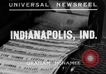 Image of Kelly Petillo Indianapolis Indiana USA, 1935, second 2 stock footage video 65675043307