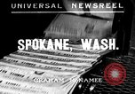 Image of George Weyerhaeuser kidnapping Spokane Washington USA, 1935, second 1 stock footage video 65675043308