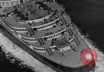 Image of Normandie maiden voyage New York City USA, 1935, second 4 stock footage video 65675043309