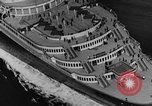 Image of Normandie maiden voyage New York City USA, 1935, second 5 stock footage video 65675043309