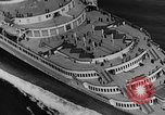 Image of Normandie maiden voyage New York City USA, 1935, second 6 stock footage video 65675043309