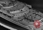 Image of Normandie maiden voyage New York City USA, 1935, second 7 stock footage video 65675043309