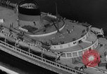 Image of Normandie maiden voyage New York City USA, 1935, second 8 stock footage video 65675043309